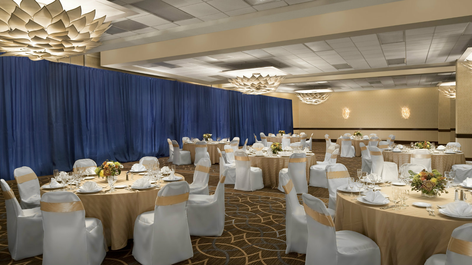 Connecticut Wedding Venue - Ballroom at Sheraton Stamford Hotel
